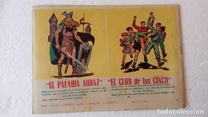 Tebeos: PANTERA NEGRA ORIGINAL COMPLETA 1,25 pts - ED. MAGA 1956 - 1 AL 54 MAGNÍFICO ESTADO, VER LAS PORTAD - Foto 47 - 236653210