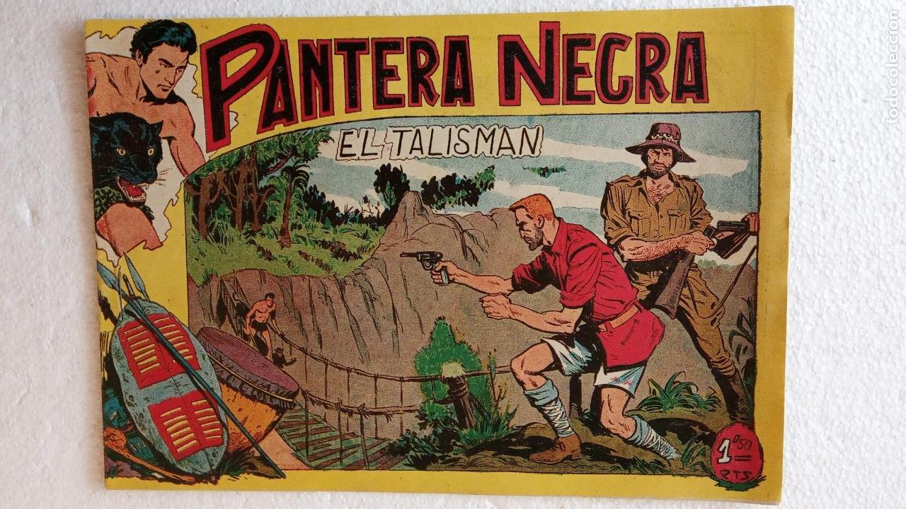 Tebeos: PANTERA NEGRA ORIGINAL COMPLETA 1,25 pts - ED. MAGA 1956 - 1 AL 54 MAGNÍFICO ESTADO, VER LAS PORTAD - Foto 58 - 236653210