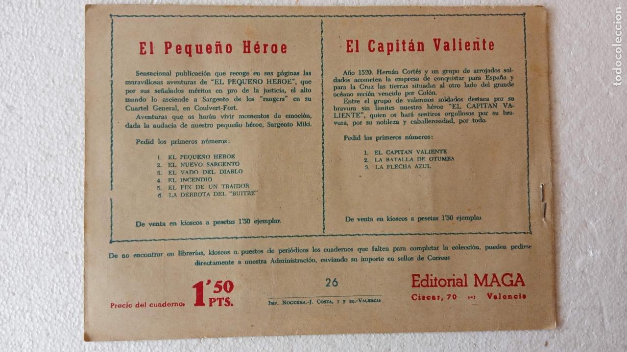 Tebeos: PANTERA NEGRA ORIGINAL COMPLETA 1,25 pts - ED. MAGA 1956 - 1 AL 54 MAGNÍFICO ESTADO, VER LAS PORTAD - Foto 59 - 236653210