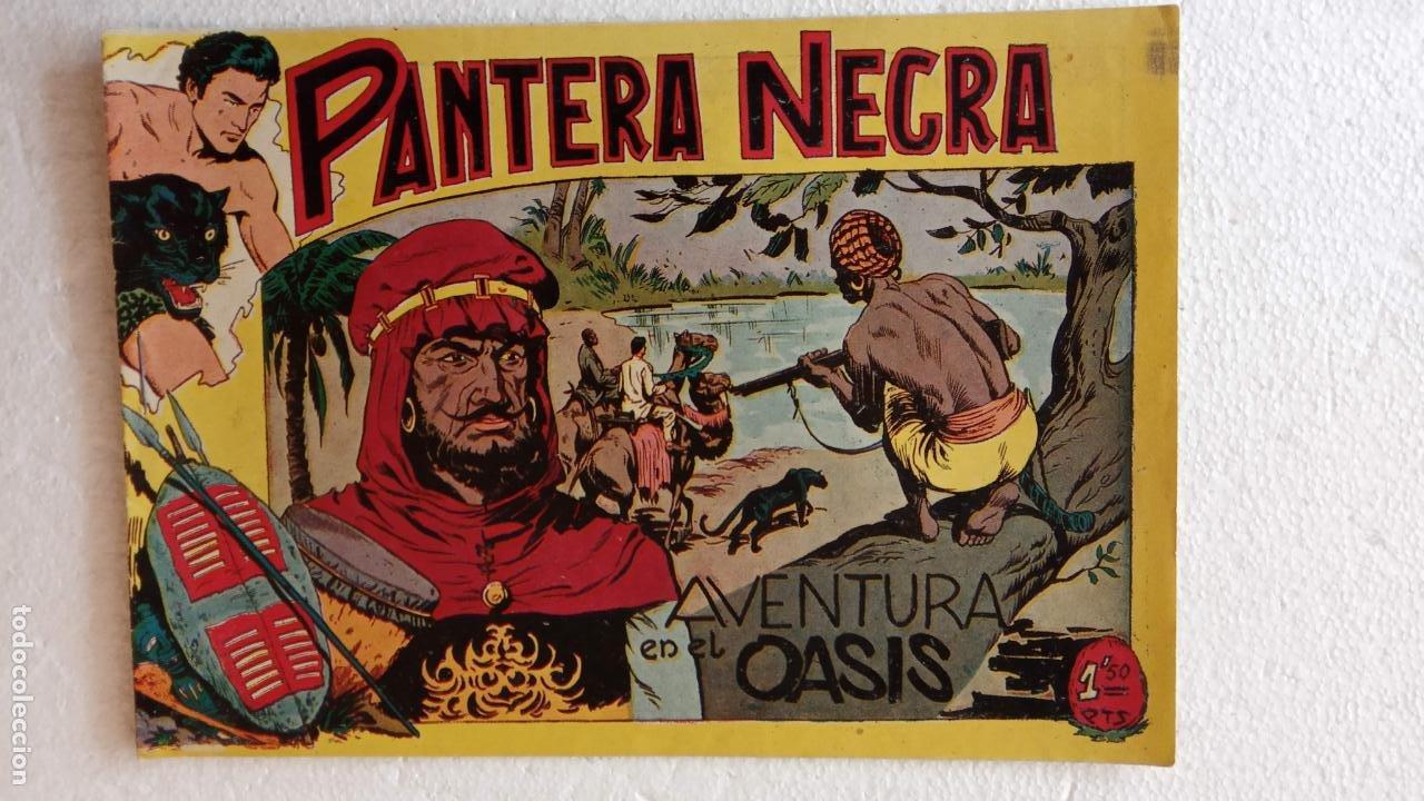 Tebeos: PANTERA NEGRA ORIGINAL COMPLETA 1,25 pts - ED. MAGA 1956 - 1 AL 54 MAGNÍFICO ESTADO, VER LAS PORTAD - Foto 62 - 236653210