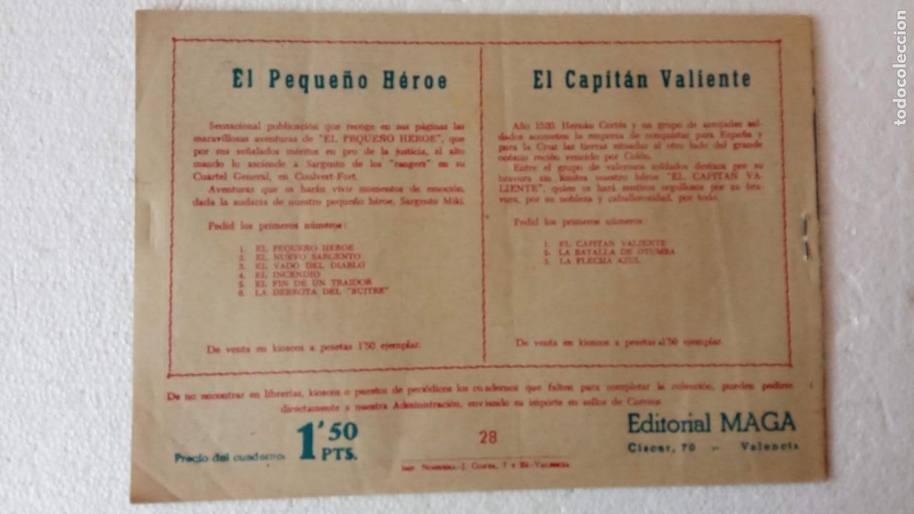 Tebeos: PANTERA NEGRA ORIGINAL COMPLETA 1,25 pts - ED. MAGA 1956 - 1 AL 54 MAGNÍFICO ESTADO, VER LAS PORTAD - Foto 64 - 236653210