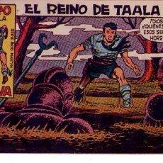Tebeos: EL RAYO DE LA SELVA (MAGA) Nº 26. Lote 237738170