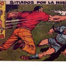 Tebeos: EL RAYO DE LA SELVA (MAGA) Nº 25. Lote 237741835