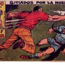 Tebeos: EL RAYO DE LA SELVA (MAGA) Nº 25. Lote 237742100