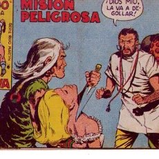 Tebeos: EL RAYO DE LA SELVA (MAGA) Nº 16. Lote 237743125