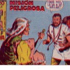 Tebeos: EL RAYO DE LA SELVA (MAGA) Nº 16 VER PORTADA. Lote 237743700