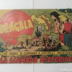 Tebeos: BENGALA Nº53. Lote 238253345