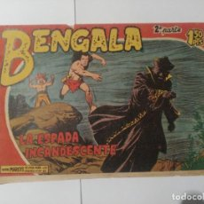 Tebeos: BENGALA Nº23. Lote 238254020