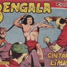 Tebeos: BENGALA 2ª PARTE: NUMERO 25 A CINTARAZO LIMPIO , EDITORIAL MAGA. Lote 238259355