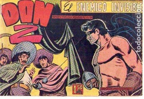 DON Z (MAGA) Nº 6 (Tebeos y Comics - Maga - Don Z)
