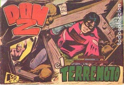 DON Z (MAGA) Nº 20 (Tebeos y Comics - Maga - Don Z)