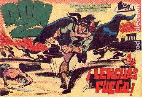 DON Z (MAGA) Nº 32 (Tebeos y Comics - Maga - Don Z)