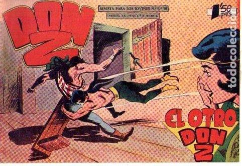 DON Z (MAGA) Nº 34 (Tebeos y Comics - Maga - Don Z)