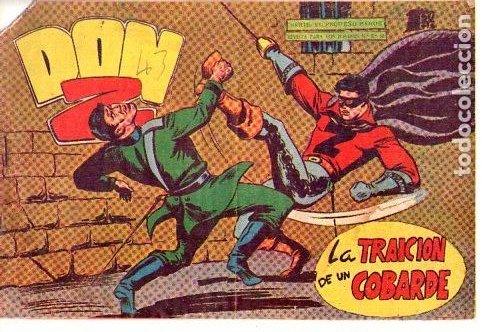 DON Z (MAGA) Nº 46 (Tebeos y Comics - Maga - Don Z)