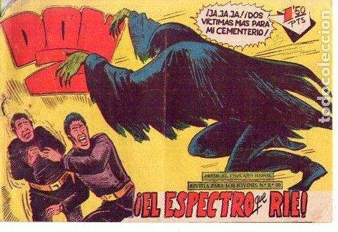 DON Z (MAGA) Nº 62 (Tebeos y Comics - Maga - Don Z)