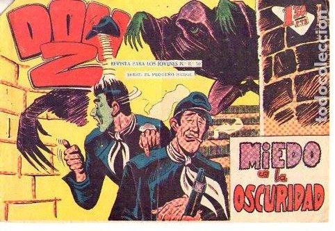 DON Z (MAGA) Nº 64 (Tebeos y Comics - Maga - Don Z)
