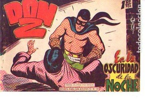 DON Z (MAGA) Nº 77 (Tebeos y Comics - Maga - Don Z)