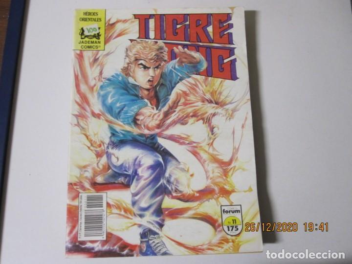 Tebeos: TIGRE WONG de Mike Baron y Tony Wong. Lote de 8 comics. Comics Forum 1990 numeros 3/5/6/7/8/9/10/11 - Foto 8 - 238296610