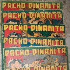 Tebeos: PACHO DINAMITA (MAGA) LOTE DE 15 DIFERENTES (VER LA DESCRIPCION). Lote 238298145