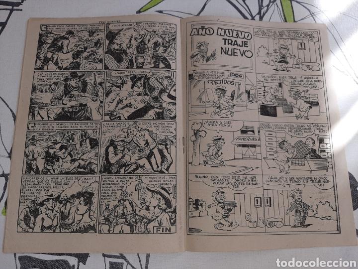 Tebeos: Almanaque de Dan Barry para 1957 original y MUY NUEVO - Foto 3 - 239400635