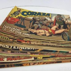 Livros de Banda Desenhada: ANTIGUO LOTE COMICS CORAZA DE EDICIONES MAGA. Lote 239849715