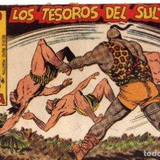 Tebeos: LOS TESOROS DEL SULTAN Nº 46 DE RAYO DE LA SELVA. Lote 240007760