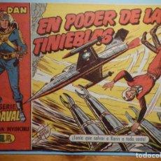 Tebeos: COMIC - EL CAPITÁN INVENCIBLE - COLECCIÓN DAN 86 - EN PODER DE LAS TINIEBLAS - Nº 19 - ED BRUGUERA. Lote 240746705