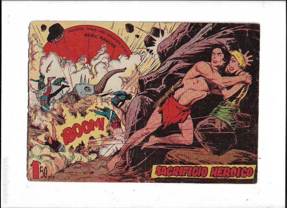 Tebeos: Bengala Año 1960 Colección Completa son 54 Tebeos Originales dibujante L. Ortiz - Foto 12 - 219455281