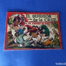 Tebeos: EL DEFENSOR DE LA CRUZ Nº 11 - ORIGINAL. Lote 241728230