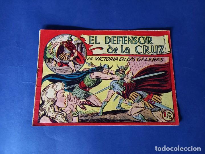 EL DEFENSOR DE LA CRUZ Nº 14- ORIGINAL (Tebeos y Comics - Maga - Otros)