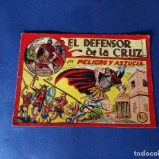 Tebeos: EL DEFENSOR DE LA CRUZ Nº 16- ORIGINAL. Lote 241728535