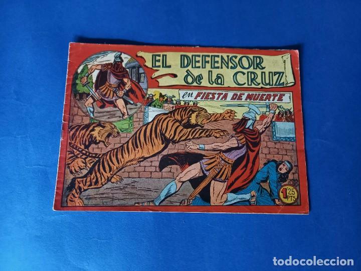 EL DEFENSOR DE LA CRUZ Nº 26 - ORIGINAL (Tebeos y Comics - Maga - Otros)