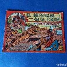 Tebeos: EL DEFENSOR DE LA CRUZ Nº 26 - ORIGINAL. Lote 241728690