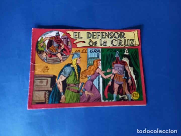 EL DEFENSOR DE LA CRUZ Nº 34 - ORIGINAL (Tebeos y Comics - Maga - Otros)