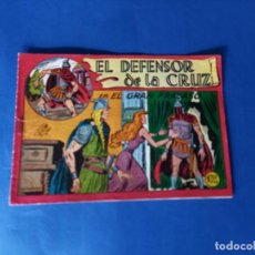 Tebeos: EL DEFENSOR DE LA CRUZ Nº 34 - ORIGINAL. Lote 241728985