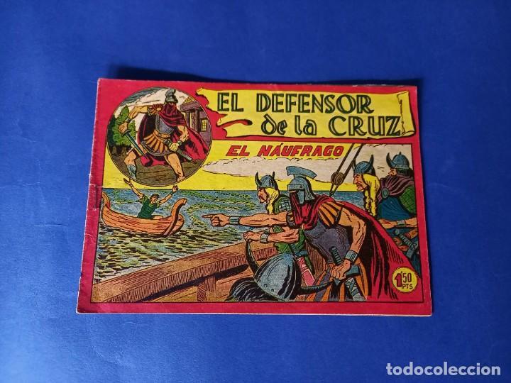 EL DEFENSOR DE LA CRUZ Nº 35 - ORIGINAL (Tebeos y Comics - Maga - Otros)
