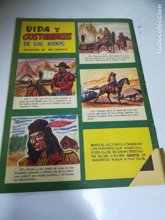Tebeos: TEBEO. EDITORIAL MAGA. LEYENDAS GRÁFICAS. FLECHA ROJA. Nº 30. VER FOTOS - Foto 2 - 242072630