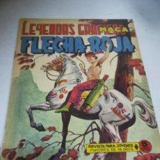 Livros de Banda Desenhada: TEBEO. EDITORIAL MAGA. LEYENDAS GRÁFICAS. FLECHA ROJA. Nº 27. VER FOTOS. Lote 242073405