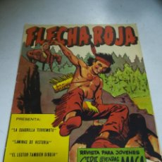 BDs: TEBEO. EDITORIAL MAGA. LEYENDAS GRÁFICAS. FLECHA ROJA. VER FOTOS. Lote 242079635