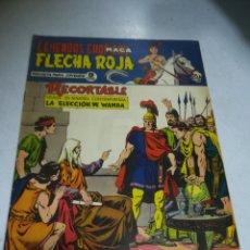BDs: TEBEO. EDITORIAL MAGA. LEYENDAS GRÁFICAS. FLECHA ROJA. Nº 51. VER FOTOS. Lote 242082210
