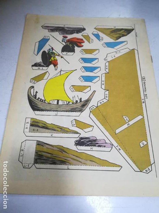 Tebeos: TEBEO. EDITORIAL MAGA. PANTERA NEGRA Y FLECHA ROJA. Nº 78. - Foto 2 - 242087950