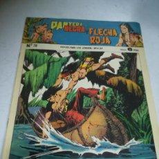 Tebeos: TEBEO. EDITORIAL MAGA. PANTERA NEGRA Y FLECHA ROJA. Nº 78.. Lote 242087950