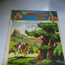 Tebeos: TEBEO. EDITORIAL MAGA. PANTERA NEGRA Y FLECHA ROJA. Nº 84.. Lote 242090590