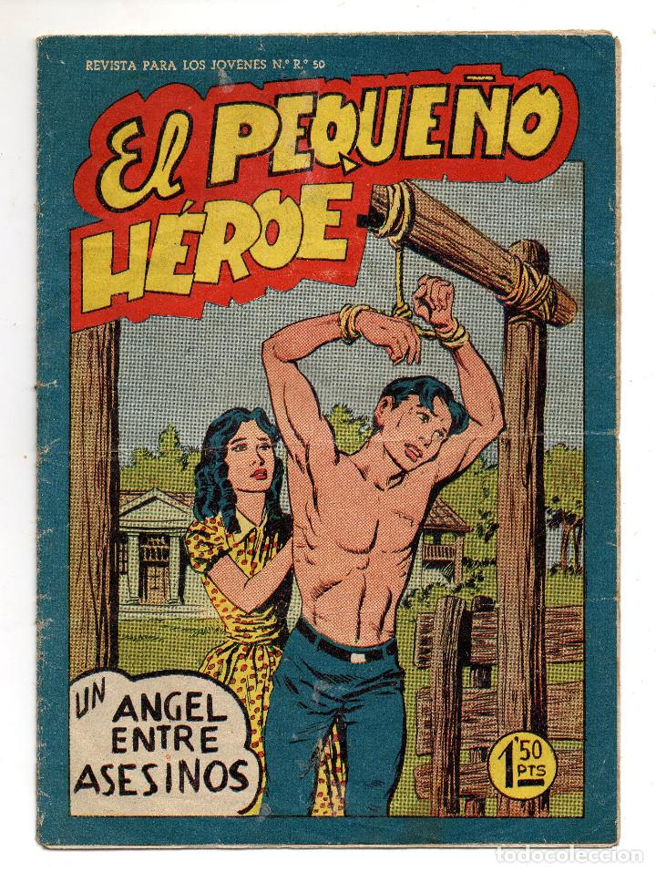 PEQUEÑO HEROE Nº 66 (MAGA 1951) (Tebeos y Comics - Maga - Pequeño Héroe)