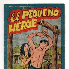 Tebeos: PEQUEÑO HEROE Nº 66 (MAGA 1951). Lote 243331920