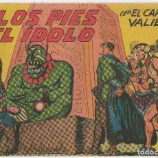 Tebeos: CAPITAN VALIENTE Nº 12 (MAGA 1957). Lote 243336990