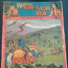 Tebeos: PANTERA NEGRA Y FLECHA ROJA Nº 70, ED. MAGA. Lote 243539255