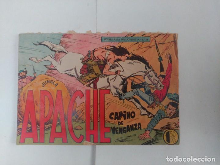 APACHE Nº19 (Tebeos y Comics - Maga - Apache)