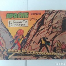 Tebeos: APACHE 2ºPARTE Nº10. Lote 243625750