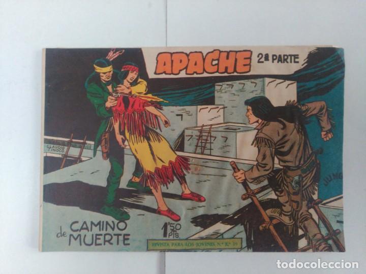 APACHE 2ºPARTE Nº12 (Tebeos y Comics - Maga - Apache)